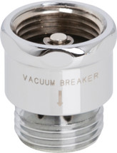 Chicago Faucets (E24JKCP) In-Line Atmospheric Vacuum Breaker