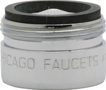 Chicago Faucets (E26JKABCP) 1.0 GPM (3.8 L/min) Pressure Compensating Econo-Flo Non-Aerating Spray