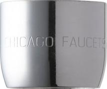 Chicago Faucets (E3JKABCP) 2.2 GPM (8.3 L/min) Pressure Compensating Softflo Aerator