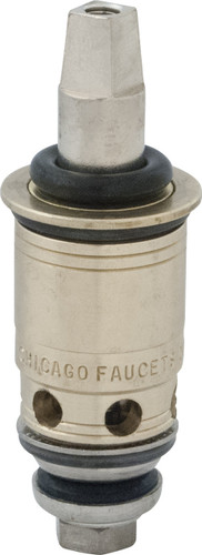 Chicago Faucets (1-100XTJKABNF) Quaturn Compression Operating Cartridge (Display Packaging)