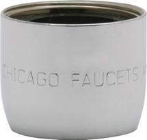 Chicago Faucets (E26-5JKABCP)  1.0 GPM (3.8 L/min) Pressure Compensating Econo-Flo Non-Aerating Spray