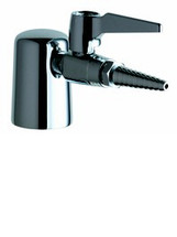 Chicago Faucets (980-909LEB)  Turret with Single Ball Valve