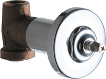 Chicago Faucets (770-LEHAB) Concealed Straight Valve