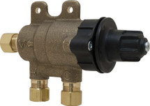 Chicago Faucets (131-ABNF)  ECAST Thermostatic Mixing Valve
