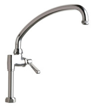 Chicago Faucets (613-AABCP)  Adapta-Faucet