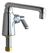 Chicago Faucets (349-HOTABCP)  Single Supply Sink Faucet