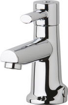 Chicago Faucets (3511-E2805AB)  Hot and Cold Water Mixing Sink Faucet