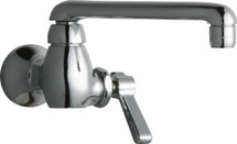 Chicago Faucets (332-E35ABCP)  Single Water Inlet Faucet
