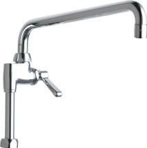 Chicago Faucets (613-AL12ABCP)  Adapta-Faucet