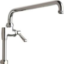 Chicago Faucets (613-AL12E1ABCP)  Adapta-Faucet