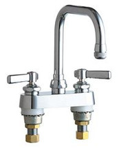 Chicago Faucets (526-XKABCP)  Hot and Cold Water Sink Faucet