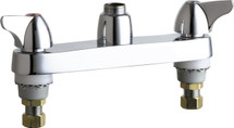 Chicago Faucets (1100-LESXKAB)  Hot and Cold Water Sink Faucet