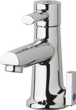 Chicago Faucets (3512-E2805AB)  Hot and Cold Water Mixing Sink Faucet