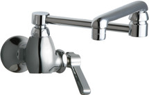 Chicago Faucets (332-DJ13E35ABCP)  Single Supply Sink Faucet