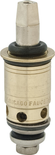 Chicago Faucets (1-099XTDBL12JKABNF)  RH Quaturn Cartridge (Box Lot 12, Display Packaging)