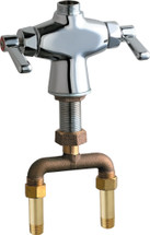 Chicago Faucets (919-VOAB)  Deck Mounted Pre-Rinse Fitting