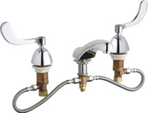 Chicago Faucets (404-HZ317ABCP) Concealed Hot and Cold Water Sink Faucet