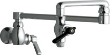 Chicago Faucets (515-DJ24E31AB)  Pot and Kettle Filler