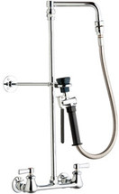 Chicago Faucets (610-GCLVBABCP)  Pre-Rinse Fitting