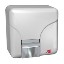 "ASI (10-0141) ""No Touch"" Dryer (110-120v.) - Surface Mounted - White"