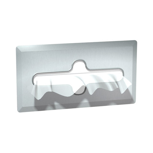ASI (10-0259-SS) Facial Tissue Dispenser, Satin Finish - Recessed