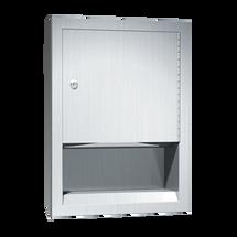 ASI (10-0457-2) Paper Towel Dispenser - Semi-Recessed