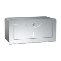 ASI (10-0245-SS) Paper Towel Dispenser (Single-Fold) - Surface Mounted, Stainless Steel