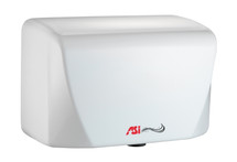 ASI (10-0198-1-93) TURBO-Dri High Speed Hand Dryer (110-120V) Satin Stainless Steel