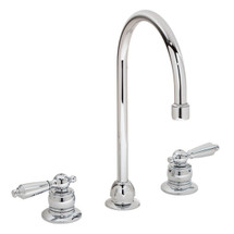 Symmons (S-254-G-LAM-1.5) Origins Two Handle Widespread Lavatory Faucet