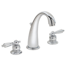 Symmons (S-243-1-LAM-1.5) Origins Two Handle Widespread Lavatory Faucet