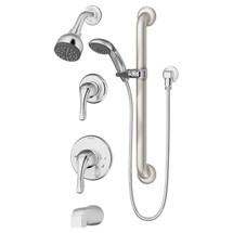 Symmons (9606-PLR) Origins Tub/Shower/Hand Shower System