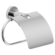Symmons (353TPC) Dia Toilet Paper Holder with Cover
