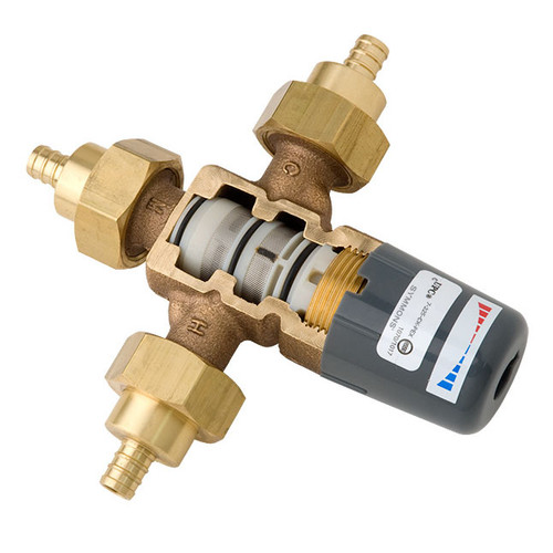 Symmons (7-225-CK-PEX)  Maxline Thermostatic Water Temperature Limiting Device