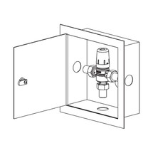 Symmons (7-230B-CK-FS) Maxline Thermostatic Water Temperature Limiting Device
