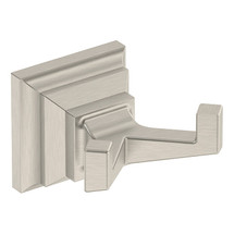 Symmons (423RH-STN) Oxford Double Robe Hook