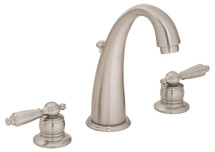 Symmons (S-243-2-STN-LAM-1.5) Origins Two Handle Widespread Lavatory Faucet
