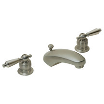Symmons (S-244-2-STN-LAM-1.5) Origins Two Handle Widespread Lavatory Faucet