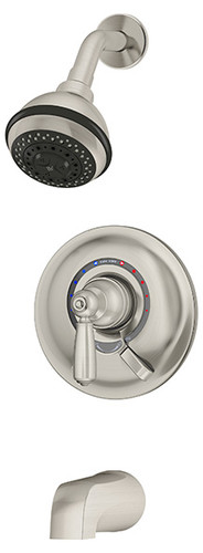 Symmons (S-4702-STN) Allura Tub/Shower System