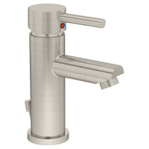Symmons (SLS-3512-STN-1.5) Dia Single Handle Lavatory Faucet