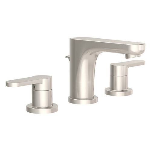 Symmons (SLW-6712-STN-1.5) Identity Two Handle Widespread Lavatory Faucet
