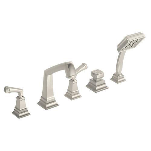 Symmons (SRT-4272-STN) Oxford Two Handle Roman Tub Faucet