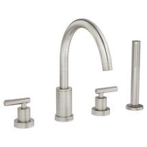 Symmons (SRT-4372-STN) Sereno Two Handle Roman Tub Faucet