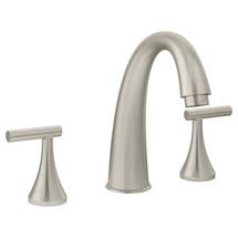 Symmons (SRT-4670-STN) Lucetta Two Handle Roman Tub Faucet