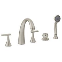 Symmons (SRT-4672-STN) Lucetta Two Handle Roman Tub Faucet