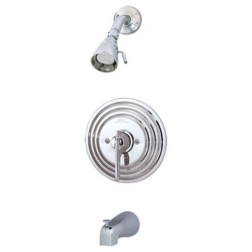 Symmons (C-96-2-X) Temptrol Commercial Tub/Shower System