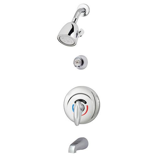 Symmons (1-210VT) Visu-Temp Tub/Shower System