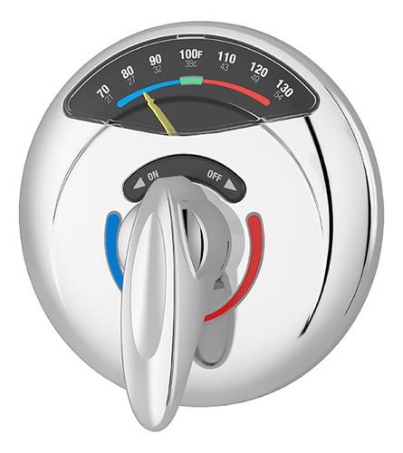 Symmons (4-500VT) Visu-Temp Shower Valve and Trim