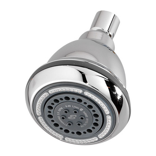 Symmons (4-423) 3 Mode Showerhead (Ball Joint Type)