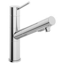 Symmons (SK-7200-PO) Extended Selection Single Handle Pull-Out Kitchen Faucet