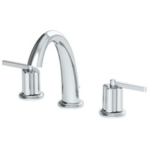 Symmons (SLW-0600-12-1.0-ADA-TRM) Extended Selection Two Handle Widespread Lavatory Faucet